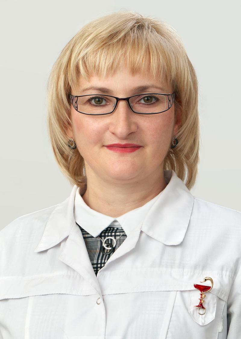 Никитина Наталья Михайловна